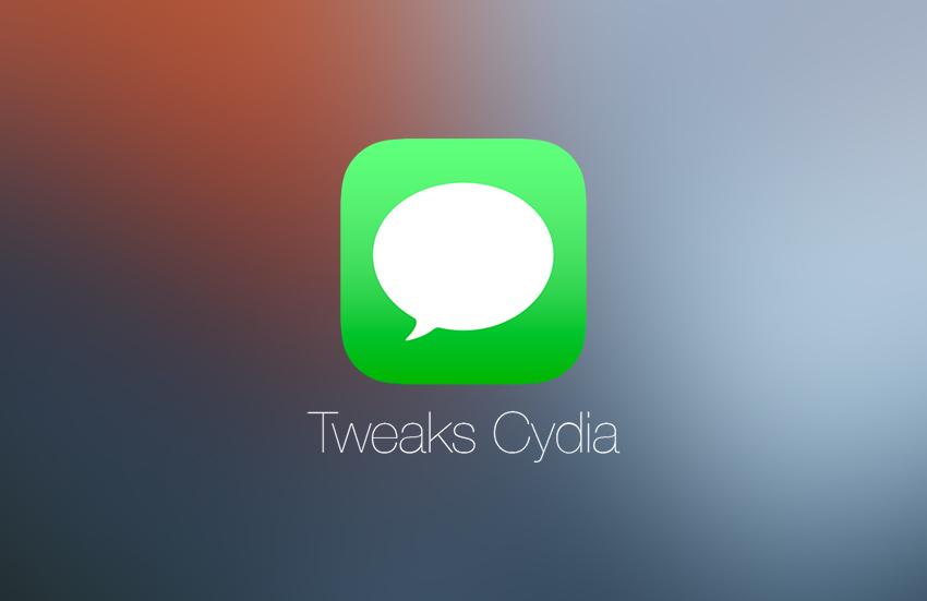 Top 6 Tweaks Cydia Messages Cydia : top 6 des meilleurs tweaks pour lapplication Messages diOS 10
