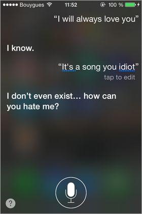 Top SIRI Top 10 des réponses les plus drôles de Siri !