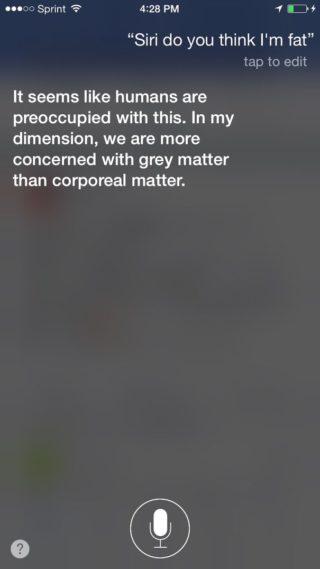 Top Siri AppSystem 2 320x569 Top 10 des réponses les plus drôles de Siri !