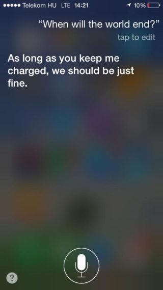 Top Siri AppSystem 5 320x569 Top 10 des réponses les plus drôles de Siri !