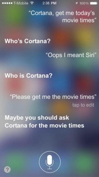 Top Siri AppSystem 6 320x569 Top 10 des réponses les plus drôles de Siri !