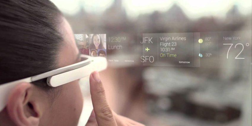 apple glass 850x425 Apple Glass : des lunettes de réalité augmentée bientôt dévoilées ?