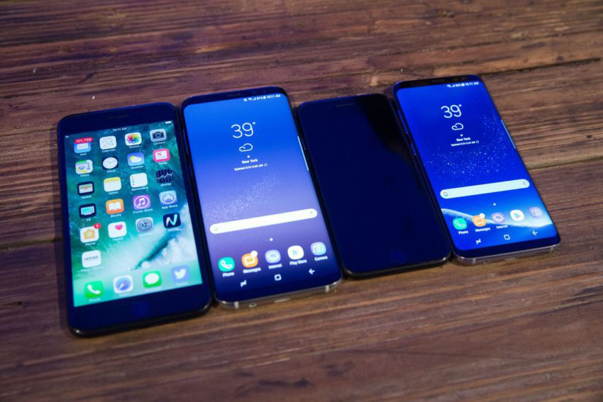 galaxy S8 benchmark 850x567 Benchmark Samsung Galaxy S8 : le duel avec liPhone 7