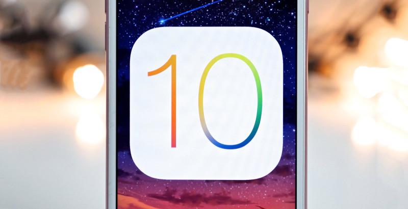 iOS 10 iOS 10.3 libère de lespace de stockage sur les iDevices