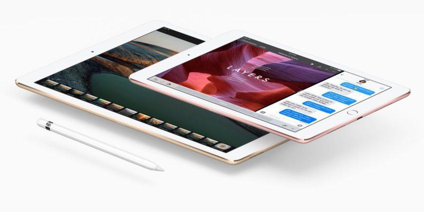 ipad pro 1 850x425 iPad Pro 10,5 pouces : une présentation en avril à lApple Park ?