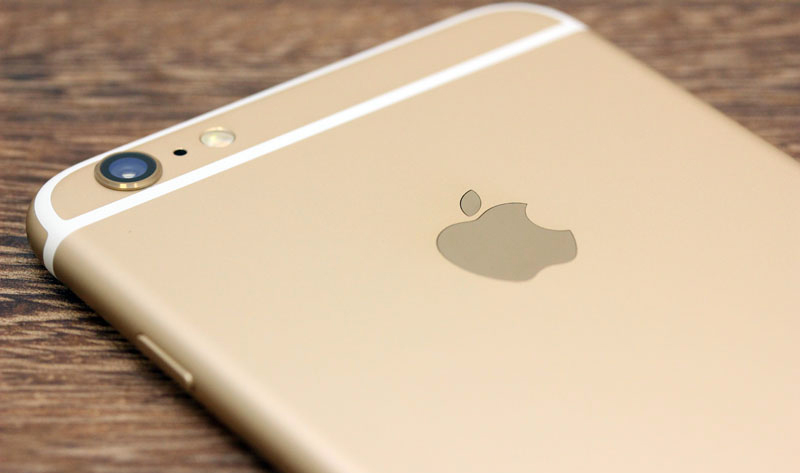 iphone 6 gold LiPhone 6 32 Go continue de gagner du terrain sur le marché asiatique