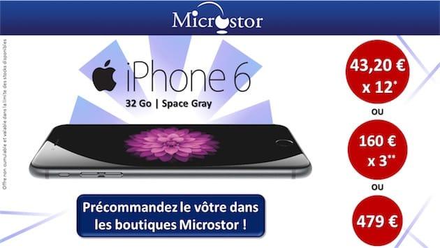 iphone 6 microstor LiPhone 6 32 Go lancé à La Réunion, arrivée prochaine en Europe
