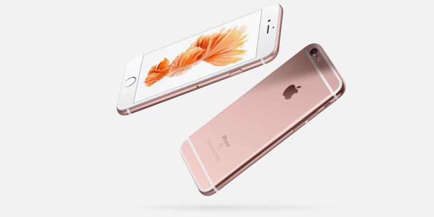 iphone 6s 850x425 LiPhone 6s sest mieux vendu que le Galaxy S7 en 2016