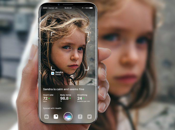 iphone 8 ar 3 iPhone 8 : larrivée de capteurs 3D pour la reconnaissance faciale confirmée par un fournisseur