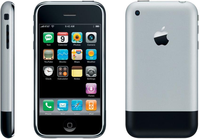 iphone edge iPhone 8 : un design similaire à celui de liPhone EDGE ?