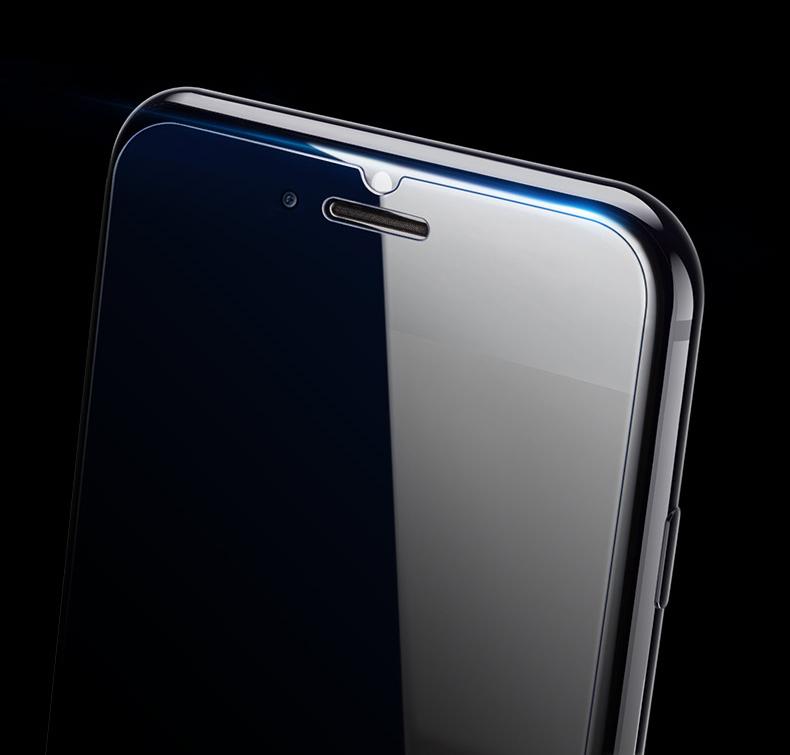 2 Protection décran iPhone 6 & 7 en verre trempé (livraison gratuite)