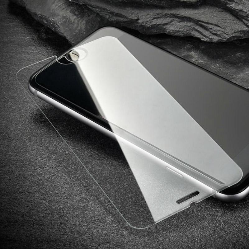 3 Protection décran iPhone 6 & 7 en verre trempé (livraison gratuite)