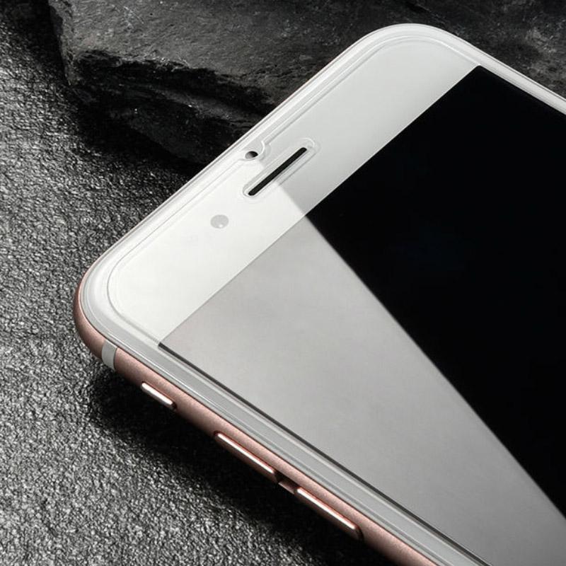 5 Protection décran iPhone 6 & 7 en verre trempé (livraison gratuite)
