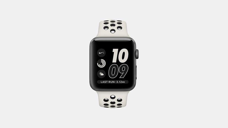 Apple Watch NikeLab 2 hd 1600 Apple Watch : Nike et Apple dévoilent un nouveau modèle