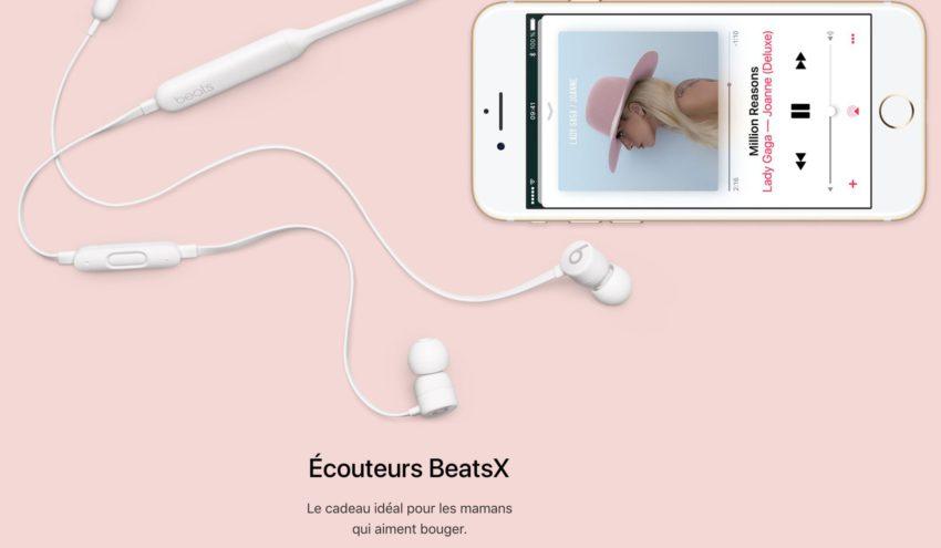 apple fete des meres beats Fête des mères: Apple met en ligne son guide d'achat