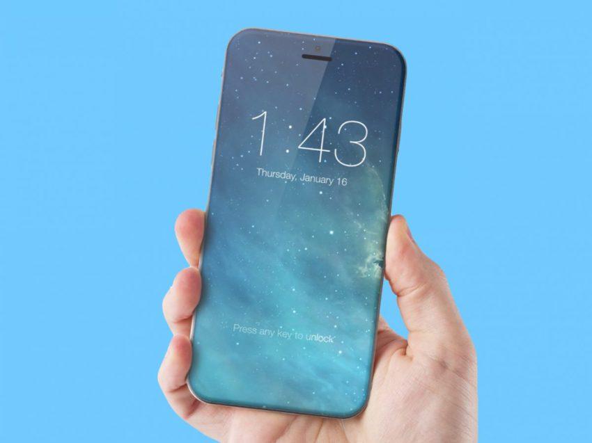 olededge iPhone 8 : lintégration du Touch ID à lécran OLED plus délicate que prévu