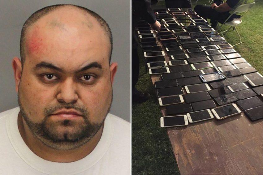 voleur 100 smartphones us Insolite : il vole 100 smartphones et se fait arrêter grâce à Localiser mon iPhone