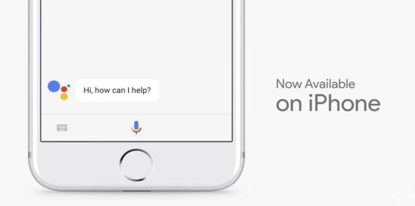 Assistant en iPhone Google Assistant, le Siri de Google disponible sur iPhone