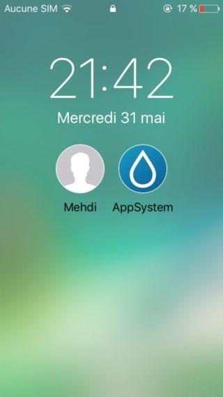 guest mode 1 320x568 Cydia : créer un compte invité sur iPhone et iPad grâce à Guest Mode 2