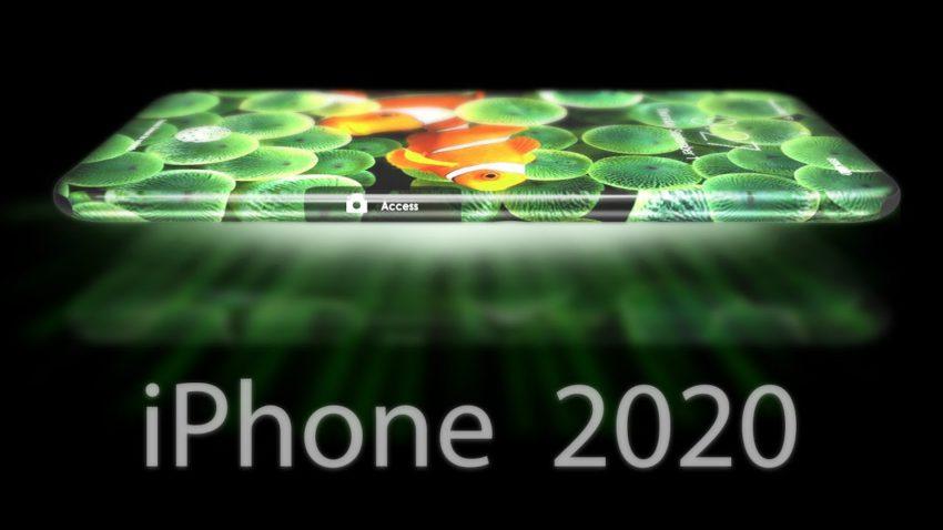 iphone 2020 Concept vidéo : et voici liPhone de 2020 !