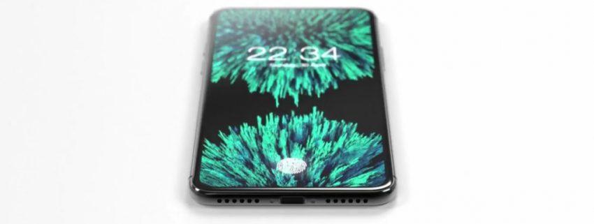 iPhone 8 : Le capteur Touch ID serait bel et bien placé sous l'écran OLED