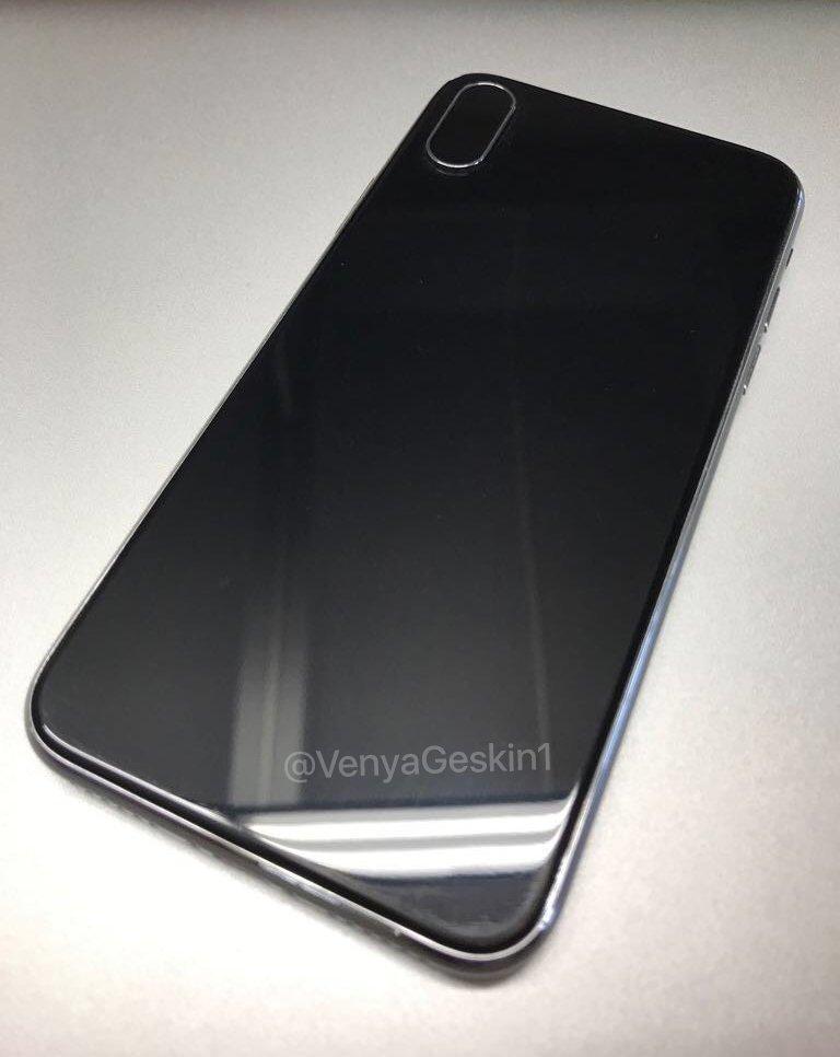 iphone 8 maquette 2 iPhone 8 : photos et vidéo dune maquette et nouveau schéma