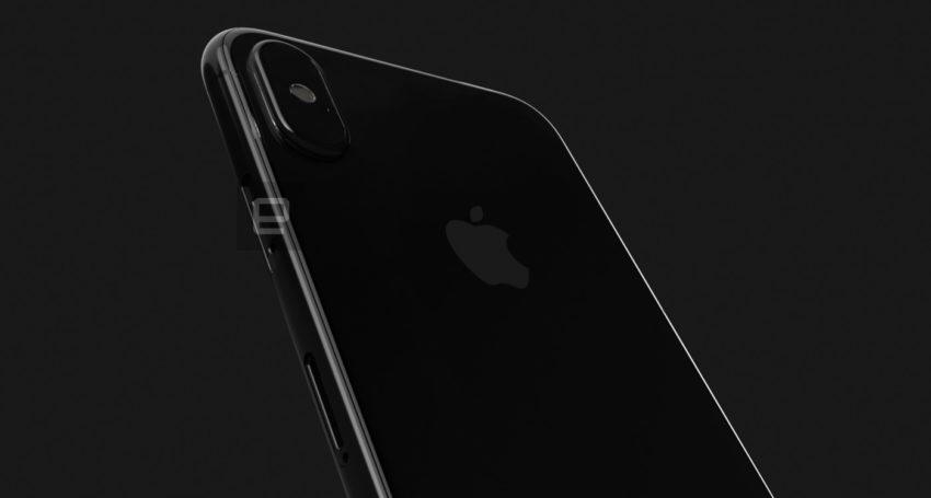iphone 8 render 2 1 iPhone 8 : Engaget dévoile un nouveau rendu 3D