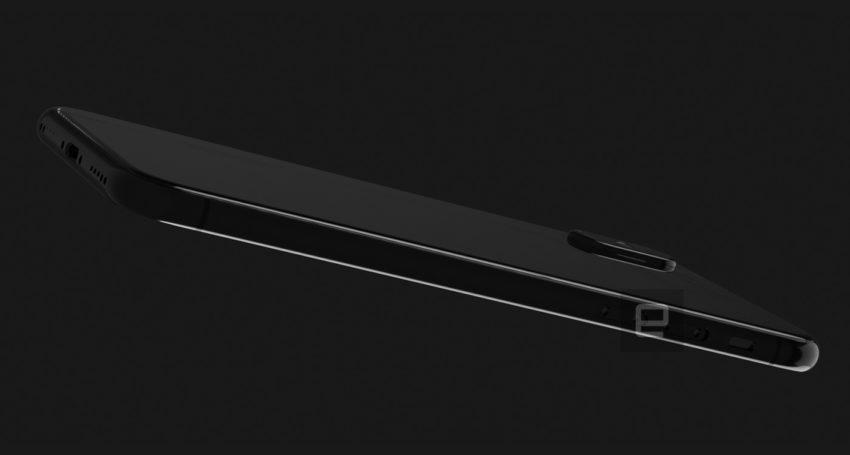 iphone 8 render 4 1 iPhone 8 : Engaget dévoile un nouveau rendu 3D