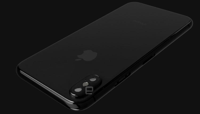 iphone 8 render 7 1 iPhone 8 : Engaget dévoile un nouveau rendu 3D