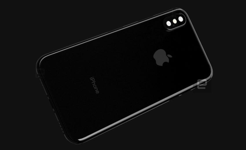 iphone 8 render 8 1 iPhone 8 : Engaget dévoile un nouveau rendu 3D