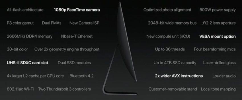 1496685463652565 Bilan Keynote WWDC 2017 (iOS 11, HomePod, iMac Pro, iPad Pro, macOS High Sierra...)