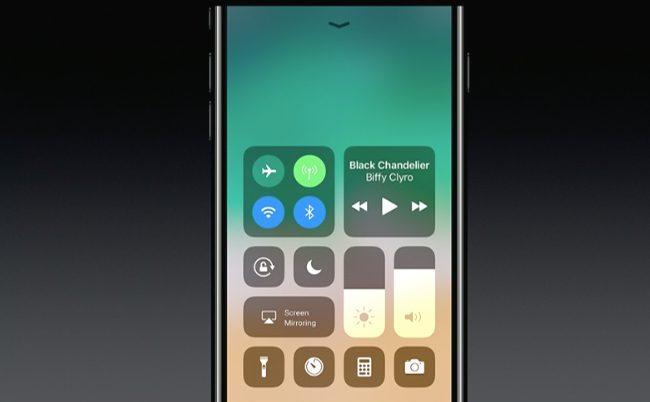 1496686190866722 Découvrez la liste de toutes les nouveautés diOS 11 annoncées par Apple