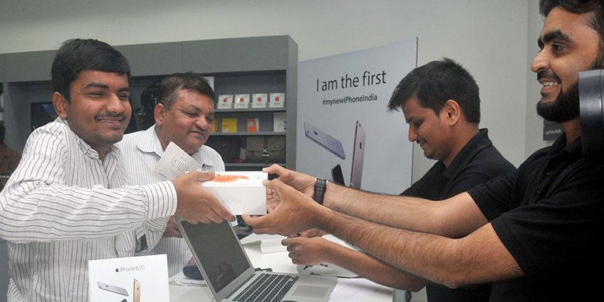 Apple iPhone Inde Réforme fiscale en Inde : le prix de liPhone monte en flèche