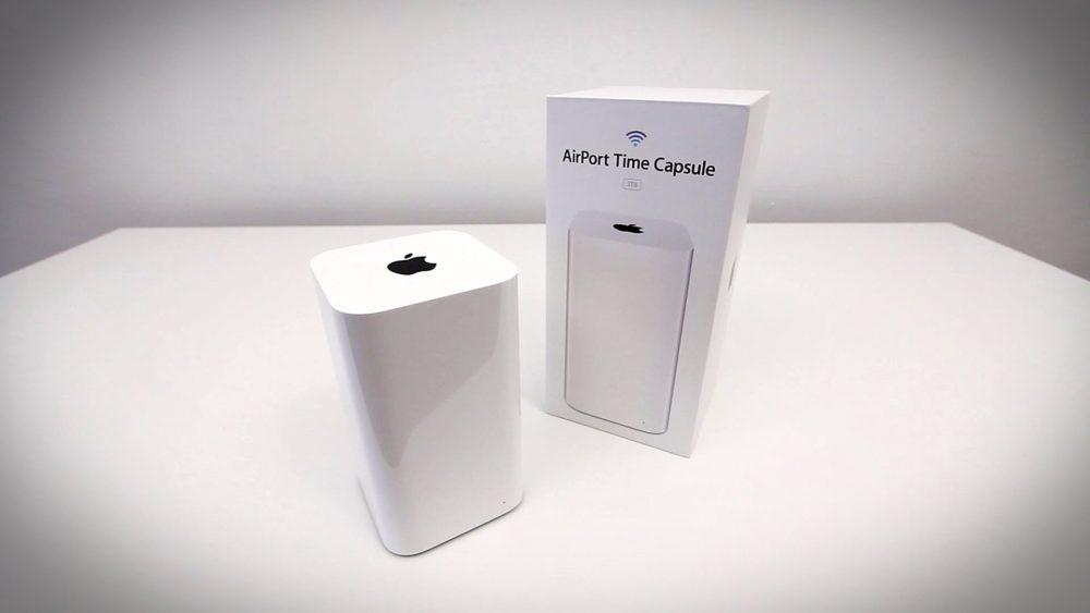 Borne AirPort 5 produits Apple qui sont amenés à disparaître tôt ou tard