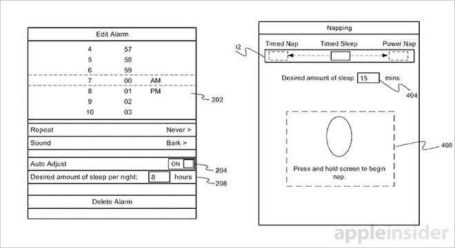 Brevet Suivi Sommeil Apple Brevet Apple : une app de suivi de sommeil native sur iPhone et Apple Watch ?