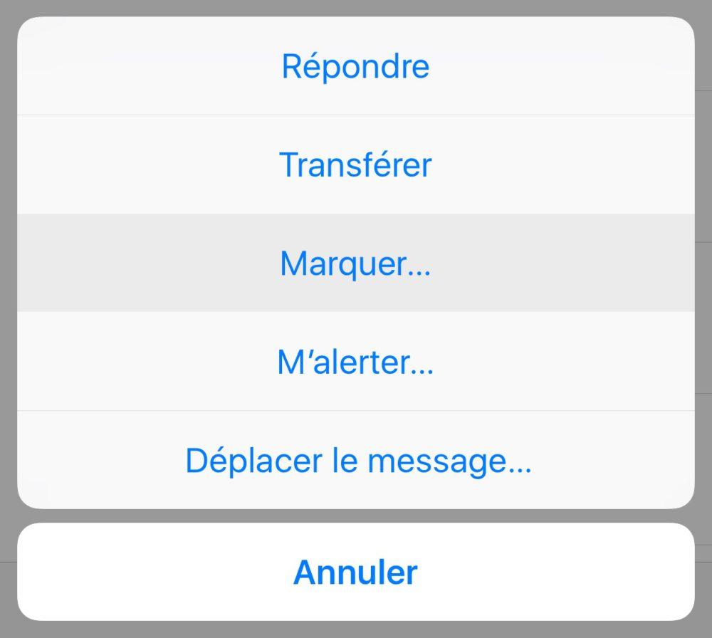FullSizeRender 3 Bloquer les spams sur iPhone une bonne fois pour toutes dans Mail, comment faire ?
