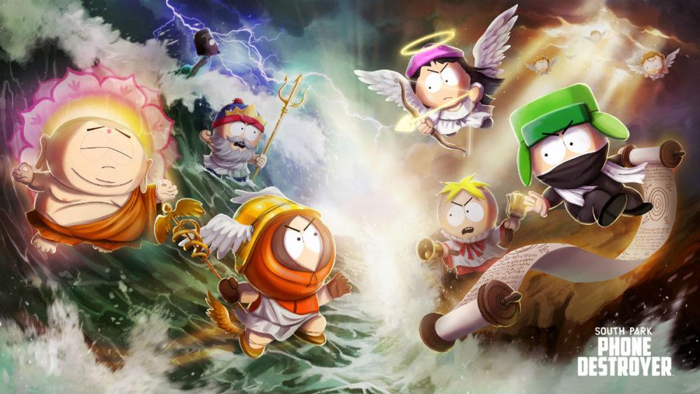 South Park Phone Destroyer Le jeu South Park: Phone Destroyer va bientôt arriver sur iOS (trailer vidéo)