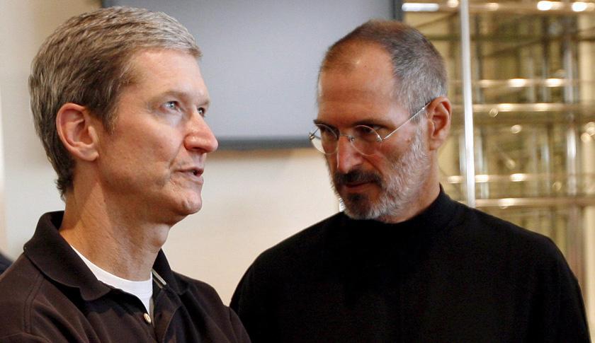 Steve Jobs Tim Cook 10 ans de liPhone : Tim Cook sexprime sur Twitter et rend hommage à Steve Jobs