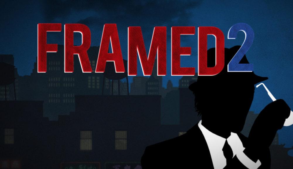 framed 2 App Store : lexcellent FRAMED 2 disponible sur iPhone et iPad