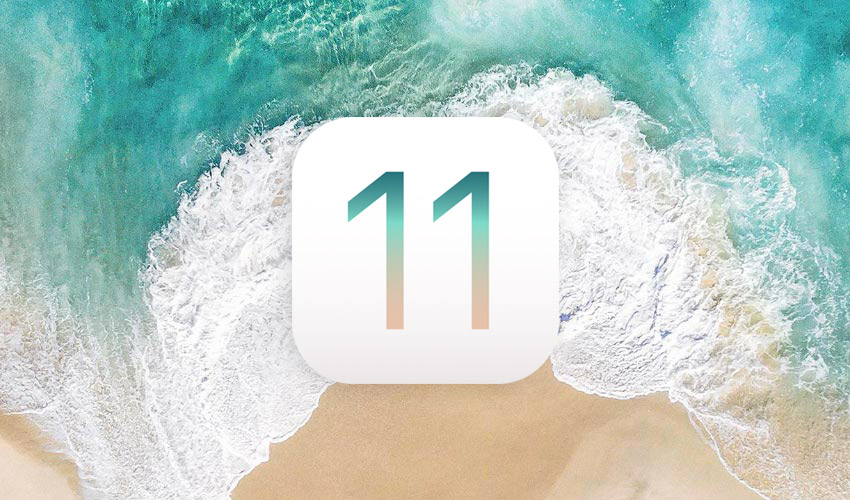iOS 11 Banniere iOS 11 Golden Master disponible pour iPhone, iPad et iPod touch