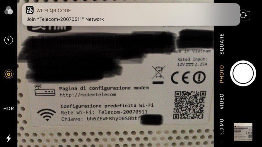 iOS 11 Scanner Code QR WiFi Les nouveautés et fonctions cachées diOS 11 quApple na pas présentées