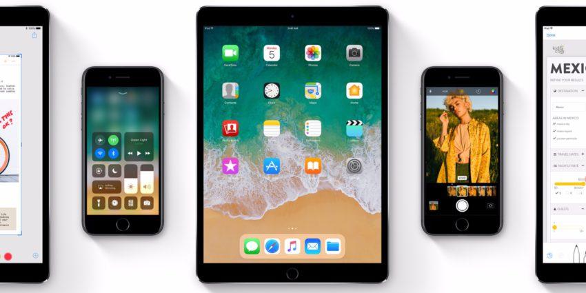 ios 11 3 7 fonctionnalités diOS 10 qui ne sont plus disponibles sur iOS 11