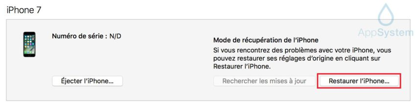 ios 11 downgrade 1 Tutoriel : downgrade iOS 11 bêta vers iOS 10.3.2 / iOS 10.3.3