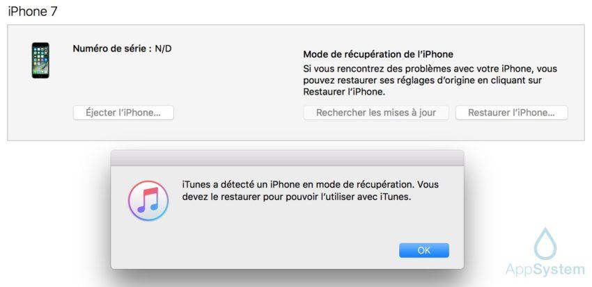 ios 11 downgrade 2 Tutoriel : downgrade iOS 11 bêta vers iOS 10.3.2 / iOS 10.3.3