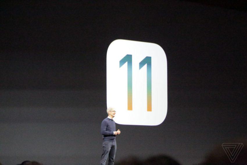 Découvrez la liste de toutes les nouveautés diOS 11 annoncées par Apple