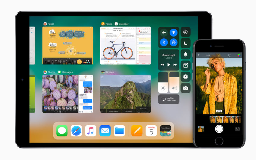 ios 11 iOS 11 bêta 1 disponible pour iPhone, iPad et iPod touch