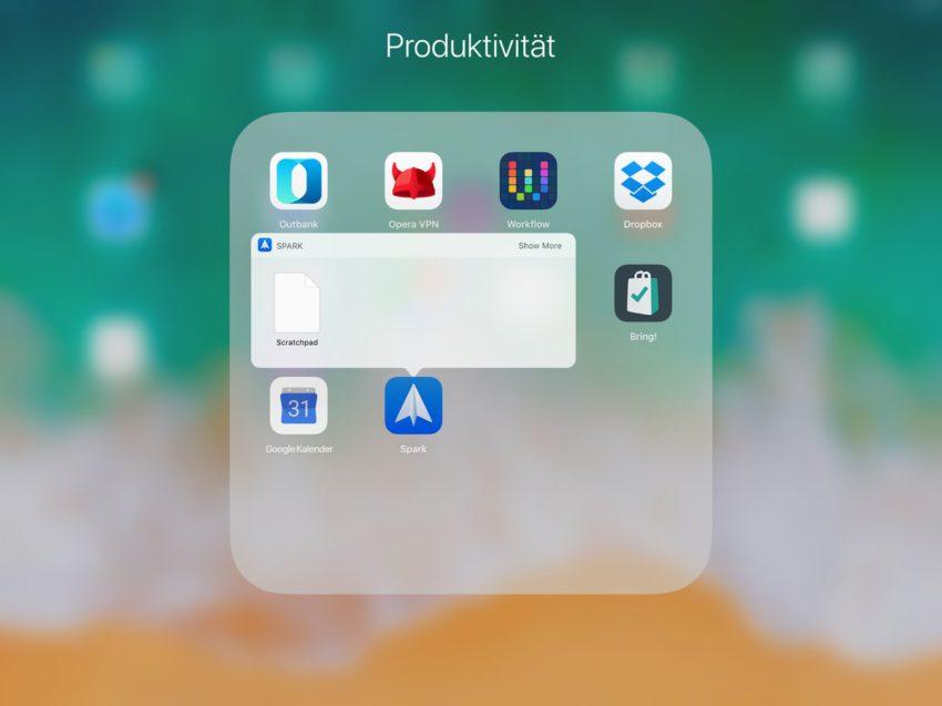 ipad doc recent ios 11 Les nouveautés et fonctions cachées diOS 11 quApple na pas présentées