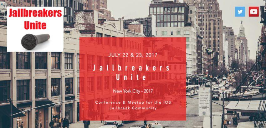 jailbreakersunite JailbreakersUnite : une nouvelle conférence jailbreak façon WWJC