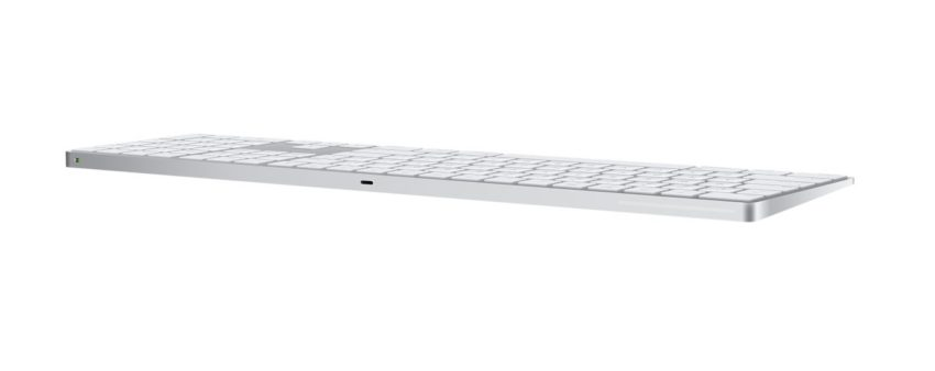 nouveau magic keyboard 3 Apple lance le Magic Keyboard avec pavé numérique sans fil