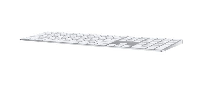nouveau magic keyboard 5 Apple lance le Magic Keyboard avec pavé numérique sans fil